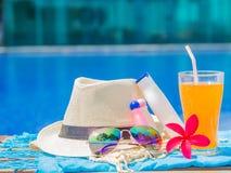 Vakantie, strand, het concept van de de zomerreis royalty-vrije stock foto's