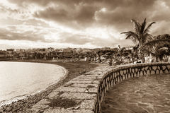 Vakantie in Tenerife Stock Afbeeldingen