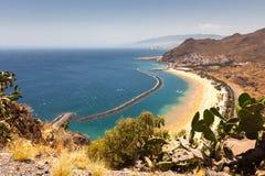 Vakantie in Tenerife Stock Foto
