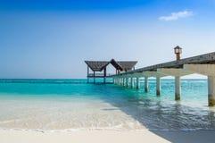 Vakantie in Tropisch Paradijs Stock Foto's
