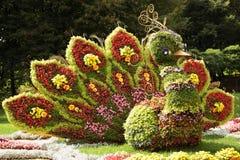 Vakantie van bloemen in Kiev, de Oekraïne Royalty-vrije Stock Afbeelding