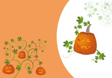 Vakantie van Halloween Royalty-vrije Illustratie