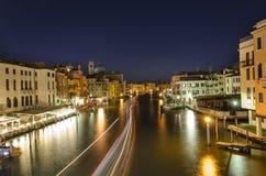 Vakantie in Venetië Royalty-vrije Stock Foto