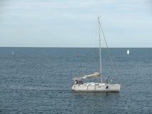 Vakantieboot Royalty-vrije Stock Afbeelding