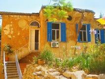Vakantiehuis voor vakantie in Beiroet Stock Foto
