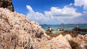 Vakantieoverzees Stock Foto