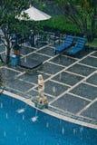 Vakantieregen Royalty-vrije Stock Afbeelding