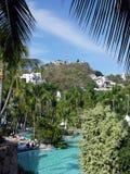 Vakanties in Manzanillo Stock Afbeeldingen