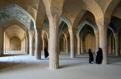 Vakil清真寺,设拉子,伊朗 库存照片