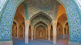 Vakil Mosque in Shiraz Iran