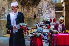 Vakil skąpanie w Shiraz Zdjęcia Stock