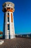 Vakt Tower, Cottonera Malta Royaltyfri Foto