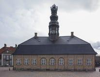 Vakthus Arkivbild