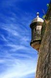 vaktpost för ask ii Arkivbilder