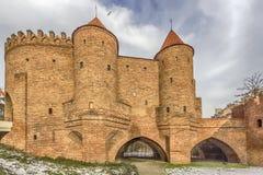 Vakttorn av Warszawa Royaltyfria Bilder