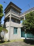 Vakttornet av Jing-Mei Human Rights Memorial och kulturellt parkerar fotografering för bildbyråer
