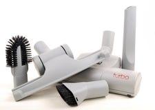 vakuum för borsterengöringsmedel Royaltyfria Foton