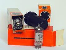 Vakuumrör Arkivbild