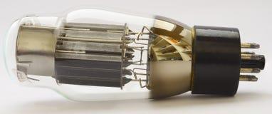 Vakuumrör 6AS7G (motsvarighet 6080) Royaltyfri Fotografi