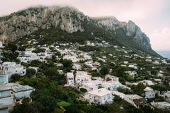 Val二Funes,白云岩,意大利 库存图片
