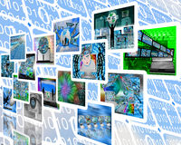 val Royaltyfria Bilder