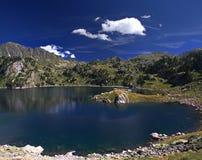 val aran d的湖 库存照片