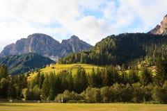 Val Badia, Dolomites Royalty Free Stock Images