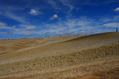 Val d'Orcia Royalty Free Stock Photos