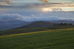 Val d`Orcia Stock Image