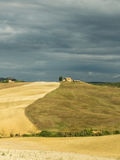 Val d'orcia Royalty Free Stock Photography