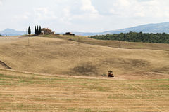 Val d'orcia Stock Photo
