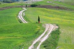 Val D'Orcia, Tuscany Royalty Free Stock Photos