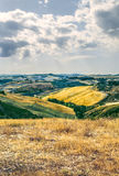 Val d'Orcia (Tuscany) Royalty Free Stock Images