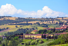 Val d'Orcia Stock Photos