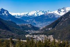 Val-des-Pres, Briancon, France 2015 Stock Photo