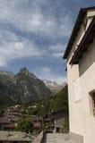 Val di梅洛,瓦尔马西诺,瓦尔泰利纳,桑治奥,意大利,欧洲 图库摄影