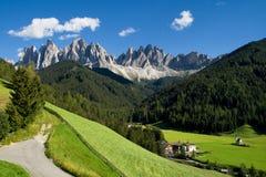 Val di Funes Royalty Free Stock Image