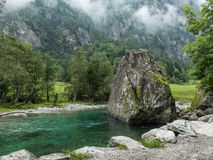 Val di Mello -Italy Royalty Free Stock Photo