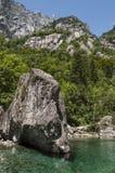 Val di Mello, Val Masino, la Valteline, Sondrio, Italie, l'Europe Photographie stock libre de droits