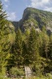 Val Di Mello, Val Masino, Valtellina, Sondrio, Ιταλία, Ευρώπη Στοκ Φωτογραφίες