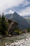 Val Di Mello, Val Masino, Valtellina, Sondrio, Ιταλία, Ευρώπη Στοκ φωτογραφία με δικαίωμα ελεύθερης χρήσης