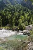 Val di Mello, Val Masino, Valtellina, Sondrio, Италия, Европа Стоковое Фото