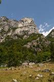 Val di Mello, Val Masino, Valtellina, Sondrio, Italia, Europa Immagini Stock