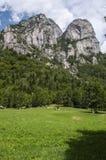 Val di Mello, Val Masino, Valtellina, Sondrio, Italia, Europa Fotografia Stock Libera da Diritti
