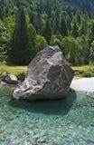 Val di Mello Val Masino, Valtellina, Sondrio, Italien, Europa Arkivbild
