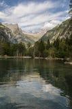 Val Di Mello, Val Masino, Valtellina, Sondrio, Włochy, Europa Obraz Stock