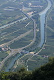 Val di Non (Trentino) Royalty Free Stock Image