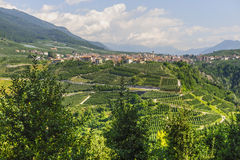 Val di Non (Trento) Royalty Free Stock Photos