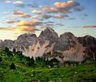 Italy Alps Stock Photography