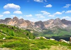 Val di San Pellegrino. Italy Alps Stock Photography